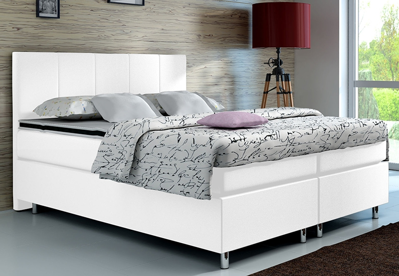 boxspringbett konfigurator online kaufen bei wohnenluxus. Black Bedroom Furniture Sets. Home Design Ideas