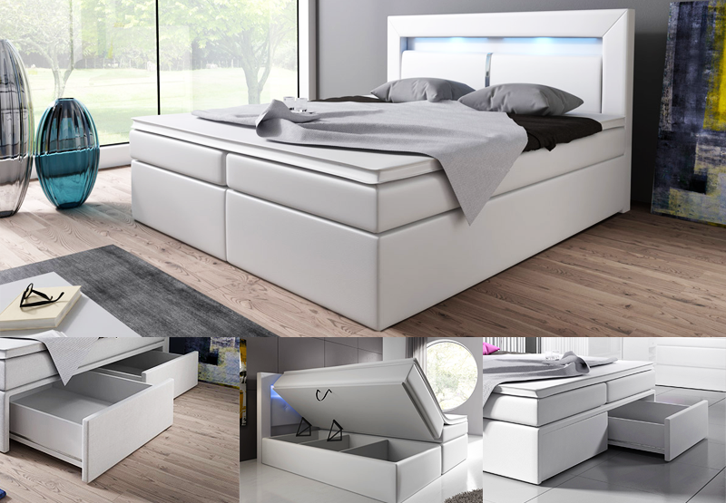 boxspringbett br ssel konfigurator online kaufen bei designer. Black Bedroom Furniture Sets. Home Design Ideas
